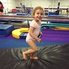 First gymnastics class was a hit!