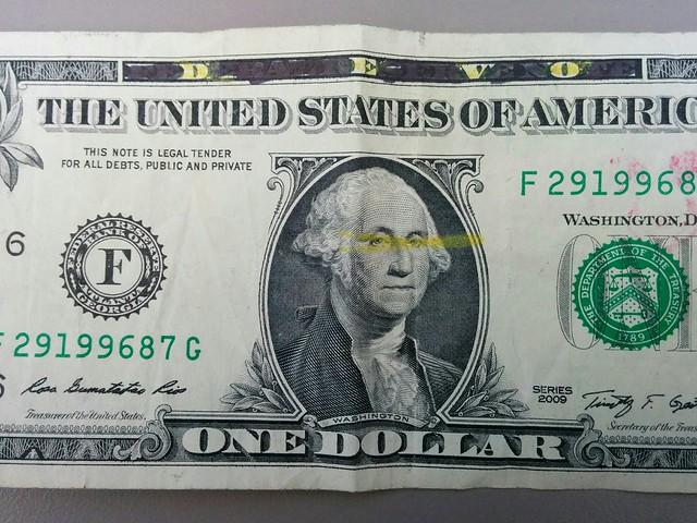 One DEVO Dollar