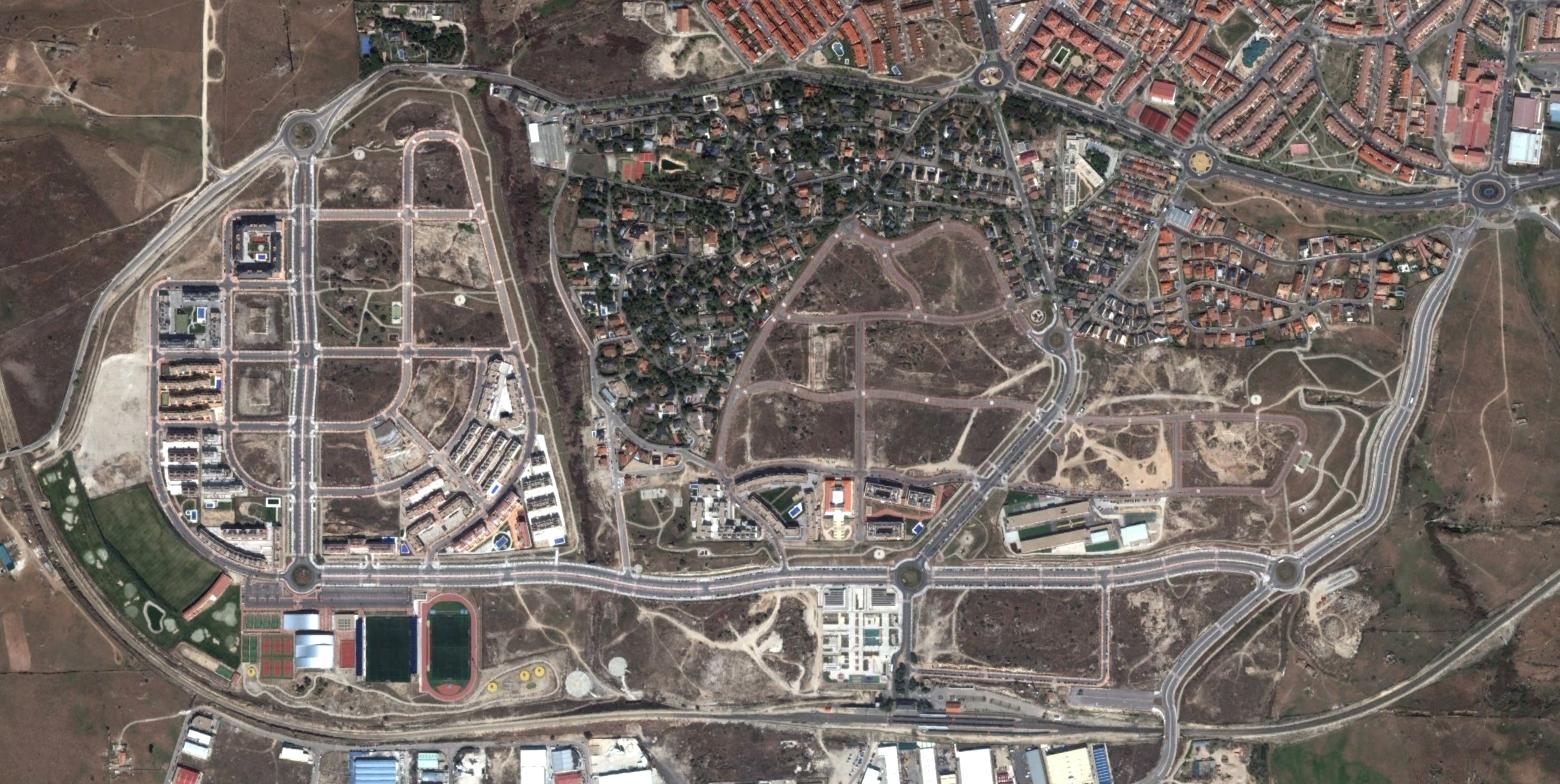 colmenar viejo, madrid, el espíritur, urbanismo, planeamiento, urbano, desastre, urbanístico, construcción, rotondas, carretera
