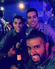 #reunited with my boys! #BrosForLife #brothersfromothermothers #Houston #crazynight #partyallnight #texas