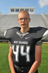 West Shamokin Player # 44