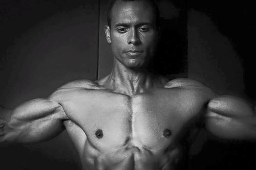 Joe Dames fitness