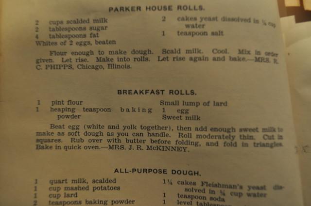 Graveyard Bound: Breakfast Rolls