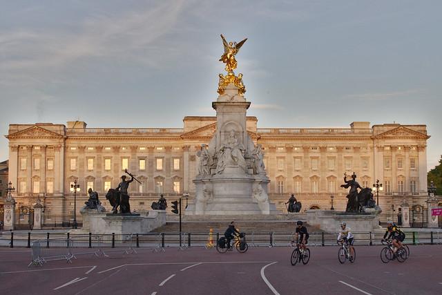 london by bike