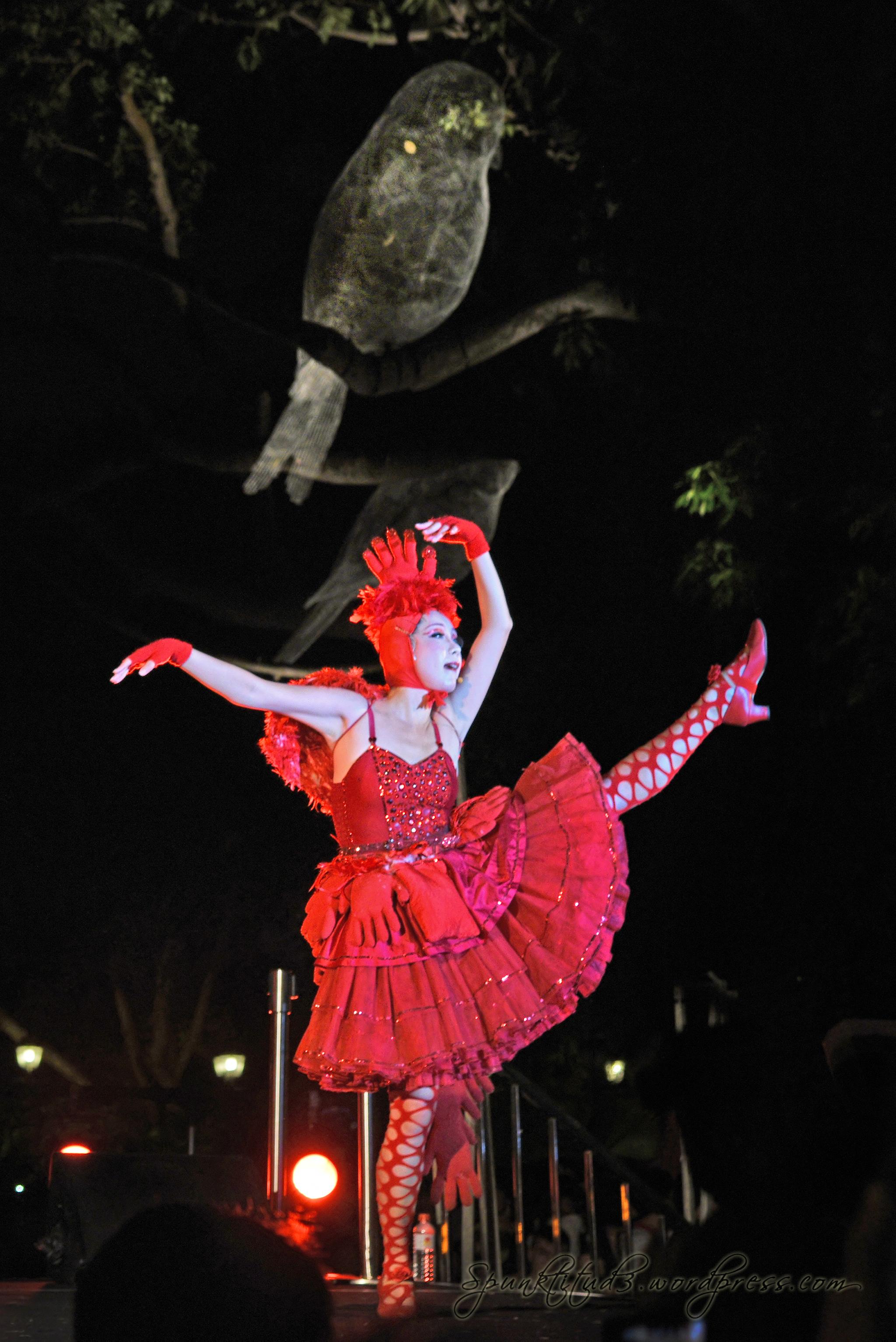Theatre Tol - Garden of Angels