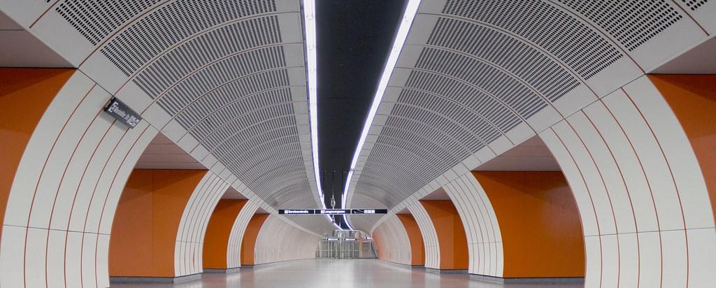 U3 Westbahnhof Wien