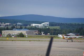 174 Vliegveld Fairbanks