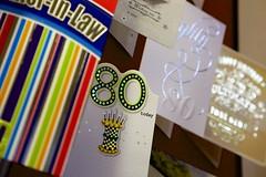 Alastair's 80th Birthday Celebration