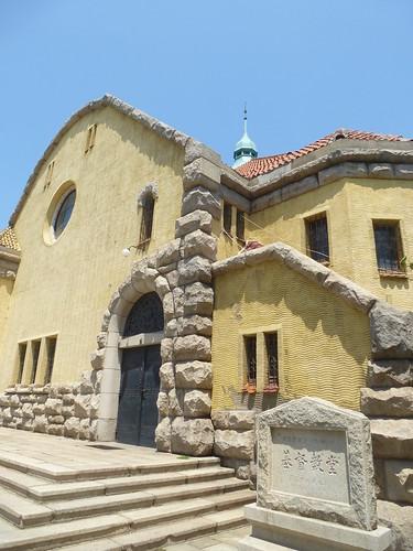 CH-Qingdao-Église protestante (3)