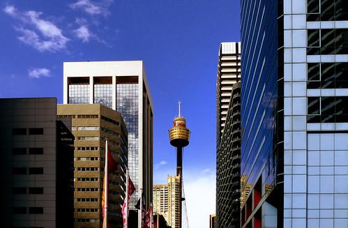 Sydney Tower.