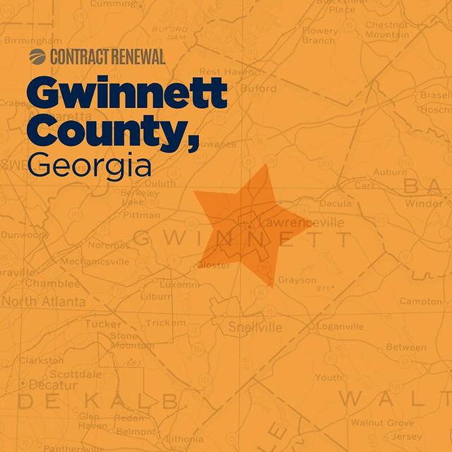 Gwinnett County renews correctional healthcare contract with Corizon Health