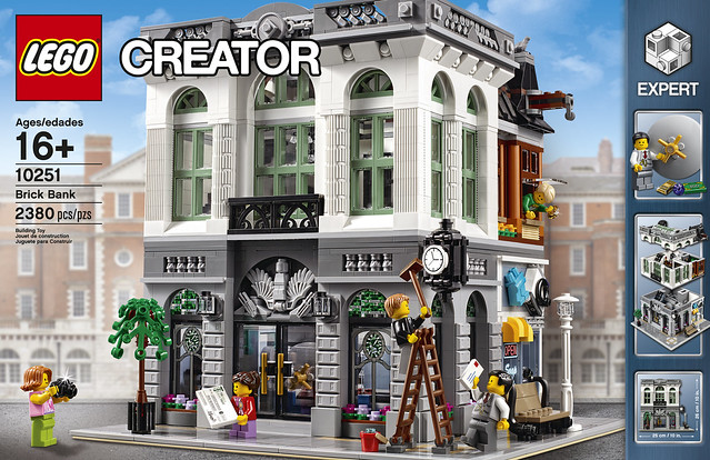 LEGO Creator Expert 10251 - Brick Bank