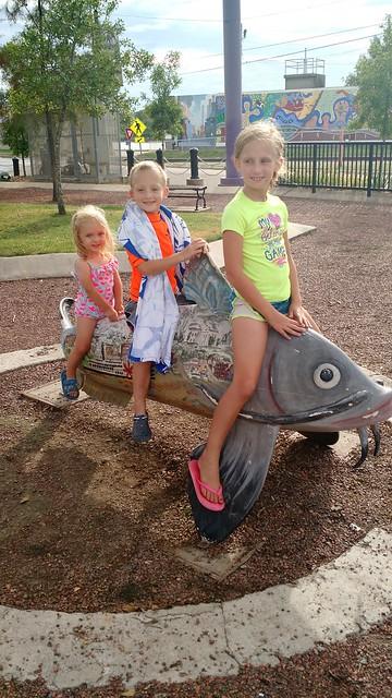 Aug 18 2015 Mississippi Trip Catfish Park