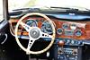 Triumph TR-4 dashboard by Steve - Squadron Commander Lord Flashheart