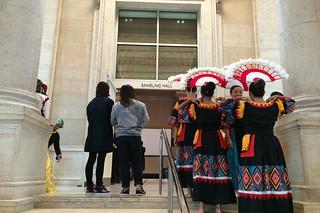 Filipino American Month - Asian Art Museum dancers