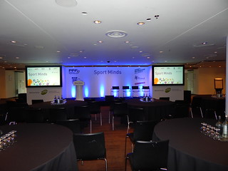 Sport Minds 6 October, Wembley Stadium