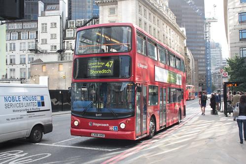 East London 18497 LX06AHD