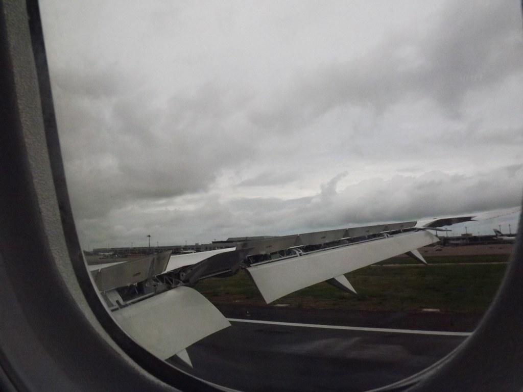 TPE landing