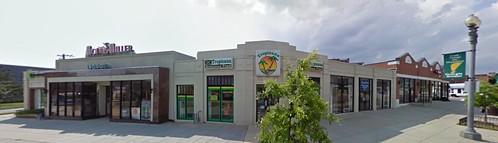 Morris Miller Llquor store