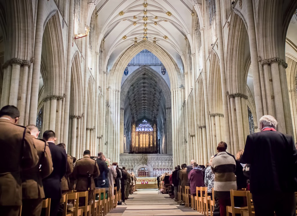 York Minster Service of Remembrance 2015