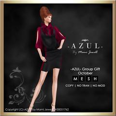 AZUL GG 2015Oct