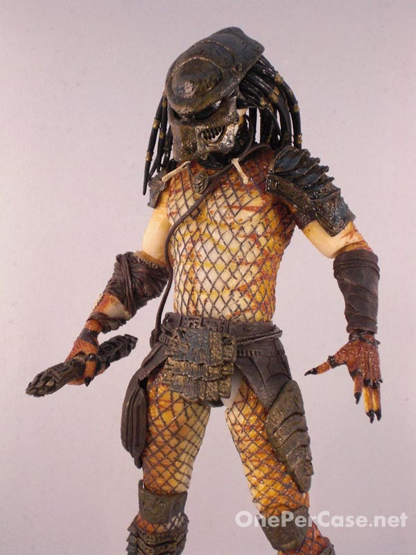 NECA Predators Wave 5 Stalker Predator 2 The Lost Tribe Action Figure Brother Boar (6)