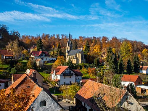 Tautenburg / Thüringen