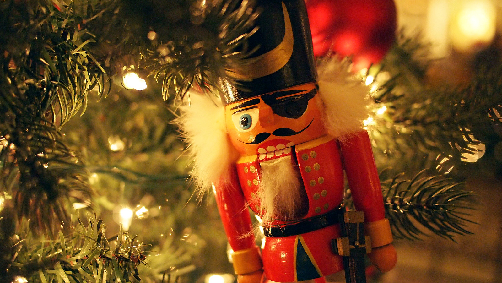 Christmas Toy Soldier