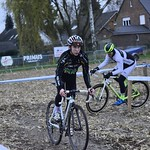 parcous verkenning cross Boortmeerbeek 27-11-2015