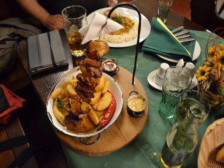 Plzenska Restaurace 3 Restaurante unde se mananca bine in Praga