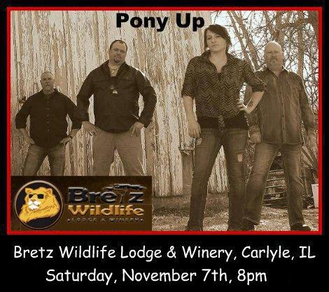 Pony Up 11-7-15