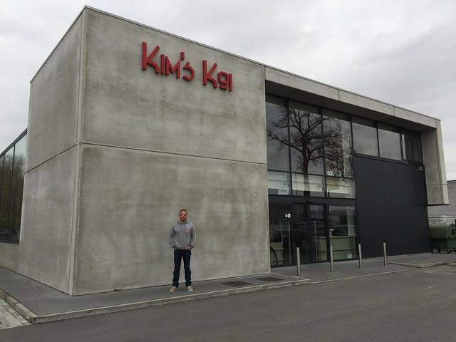 Bezoek Kim's Koi november 2015