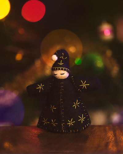Christmas wizard // 12 12 15