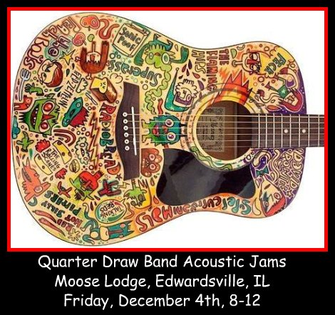 QDB More Acoustic Jams 12-4-15