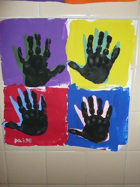 Art: 1st grade