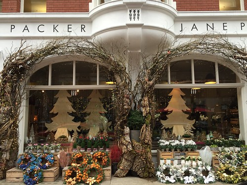 jane packer christmas wreath workshop