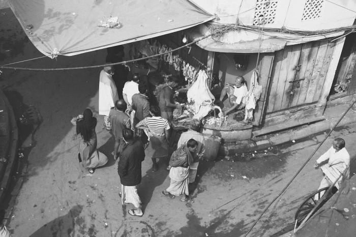 Speaking Corner - Kolkata, India