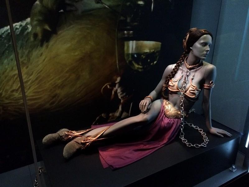 Star Wars Exhibition 4