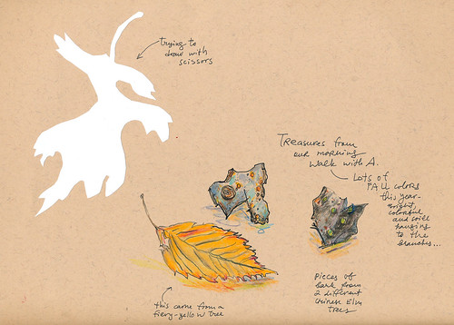 Sketchbook #93: Treasures