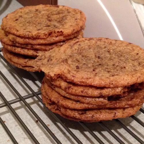 Coffee Cookies take 2
