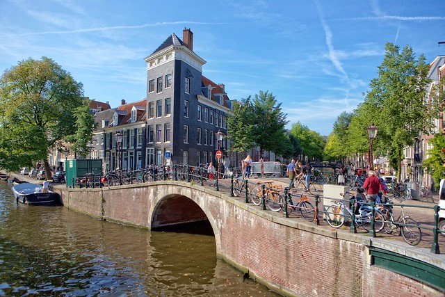 Amsterdam Channel Tour
