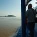 Leaving Sarawak River