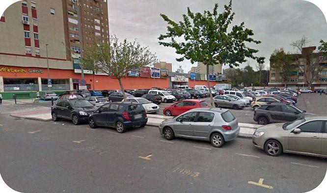 Cincuenta de las trescientas plazas de aparcamiento del Cenit se reservarán para la ORA