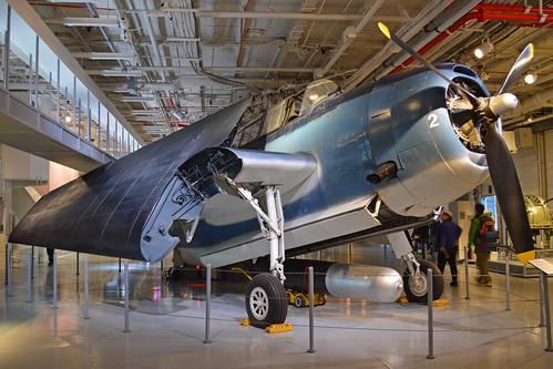 Grumman TBM-3E Avenger '53842 / + 2' (N60393)