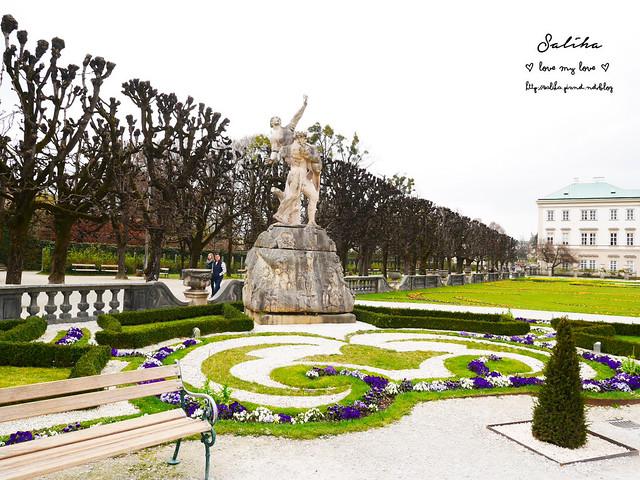 米拉貝爾花園Schloss Mirabell (8)