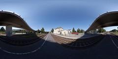 Ball Panorama Wickeder train station