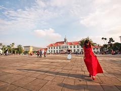Kota Tua in Red