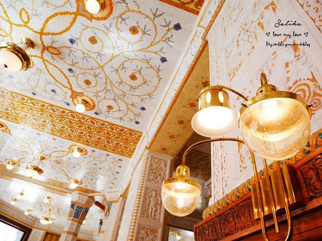 布拉格Cafe Imperial 帝國咖啡館 世界最美十大咖啡館 (20)