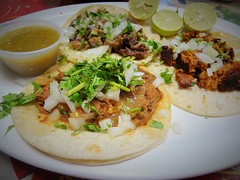 Taco Plate - Lunch of Champions
