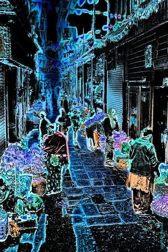 Nepal - Kathmandu - Streetlife - 53db